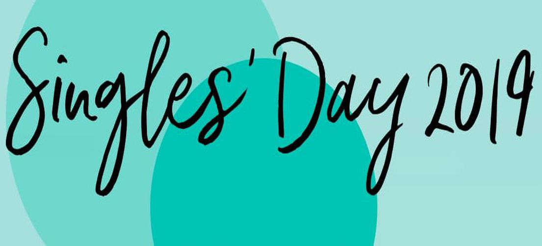 SINGLES 'DAY 2019, 20% WITH SINGLES 20 CODE