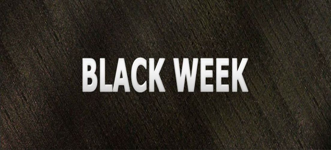 BLACK WEEK, A WEEK DEDICATED TO SHOPPING