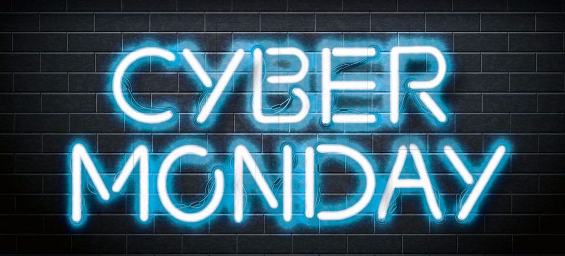 CYBER MONDAY, TAKE UP YOUR ACCOUNTS WITH STYLE