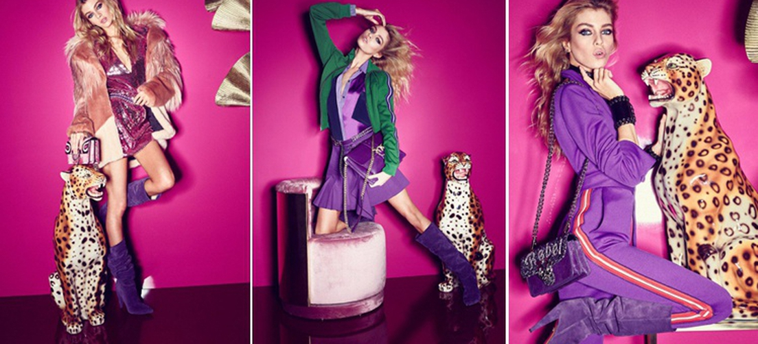 PINKO, MUST DEL 'LUXURY A PORTER'