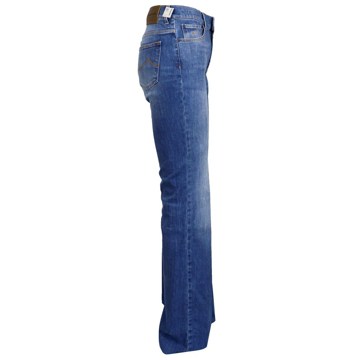 FRIDA jeans flared model Denim Jacob Cohen