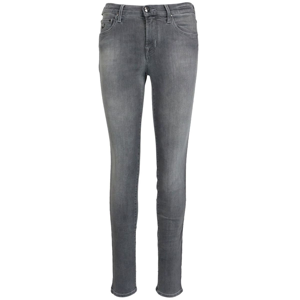KIMBERLY SLIM jeans with narrow bottom Gray denim Jacob Cohen