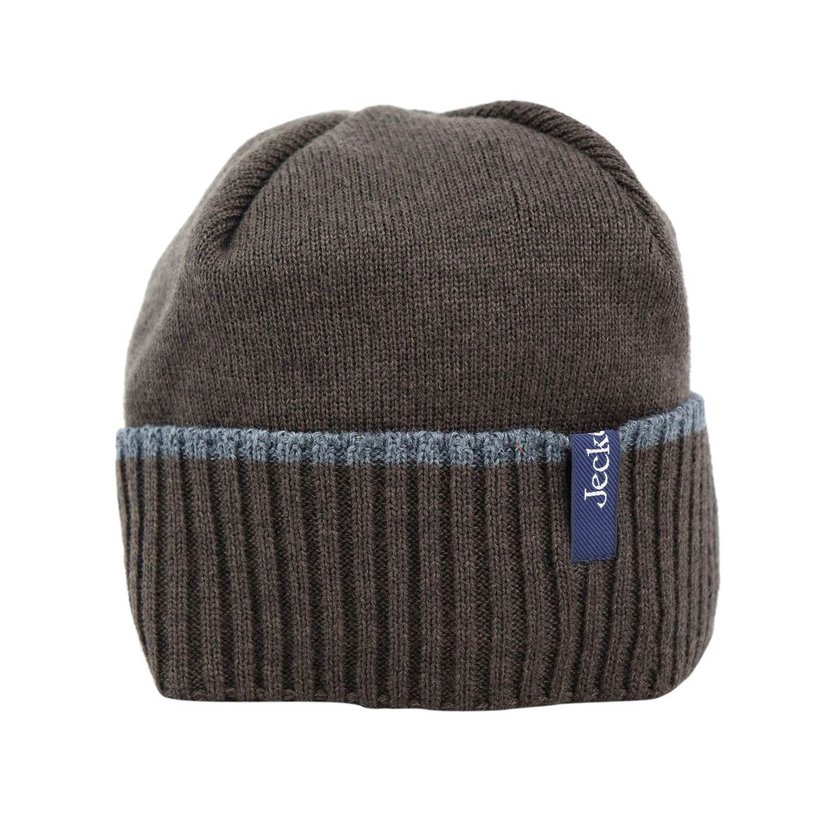 Wool blend hat with ribbed cuff Moro Jeckerson