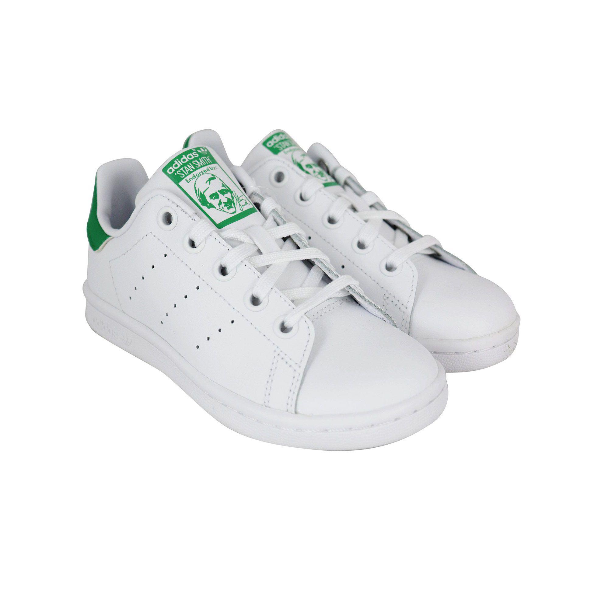 Sneakers BA8375 STAN SMITH Biancoverde, Adidas ba8375 stan
