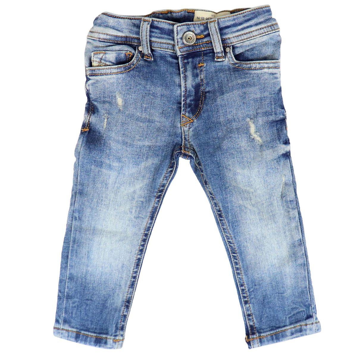 Light denim jeans Baby-SLENKER Light denim Diesel
