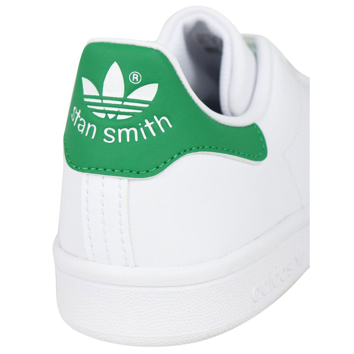 Sneakers STAN SMITH J M20605 White green Adidas