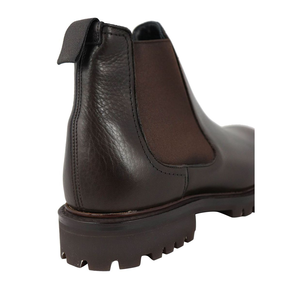 Chelsea Cornwood leather ankle boots Ebony Church's