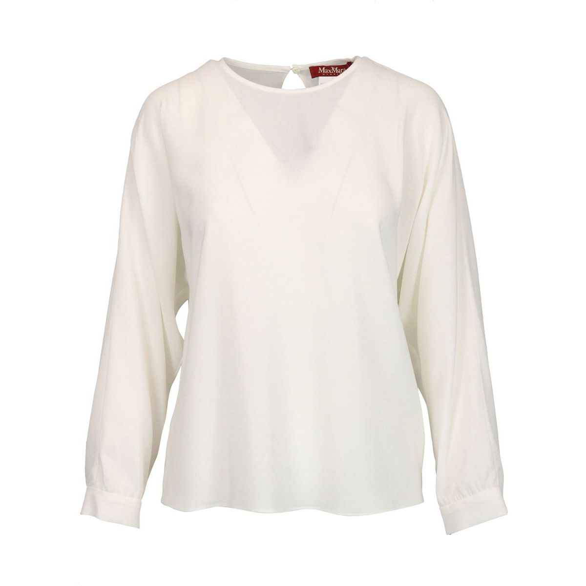 BORIS silk shirt White Max Mara