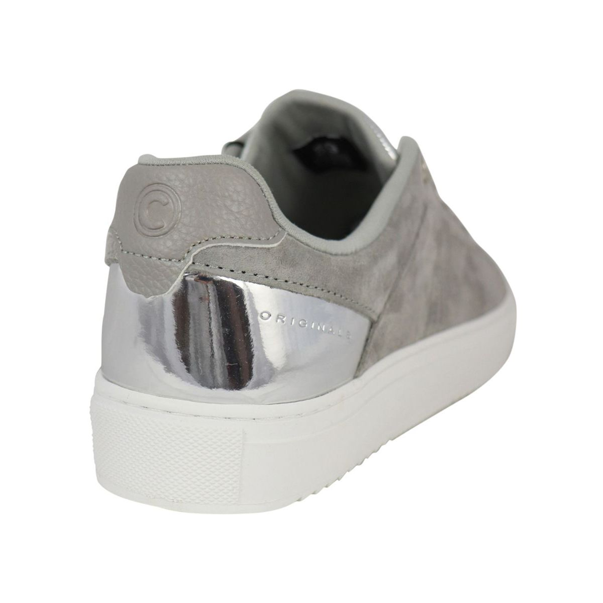 Bradbury Lux 136 sneakers in suede leather Grey Colmar Shoes