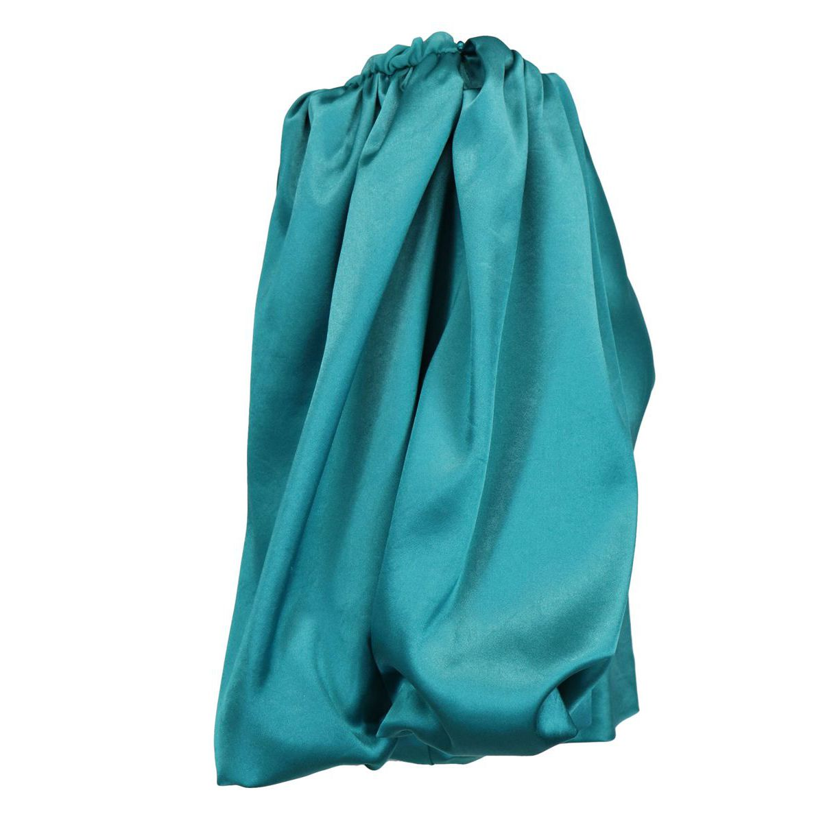 Mousse blouse 1 with balloon sleeves Green Pinko