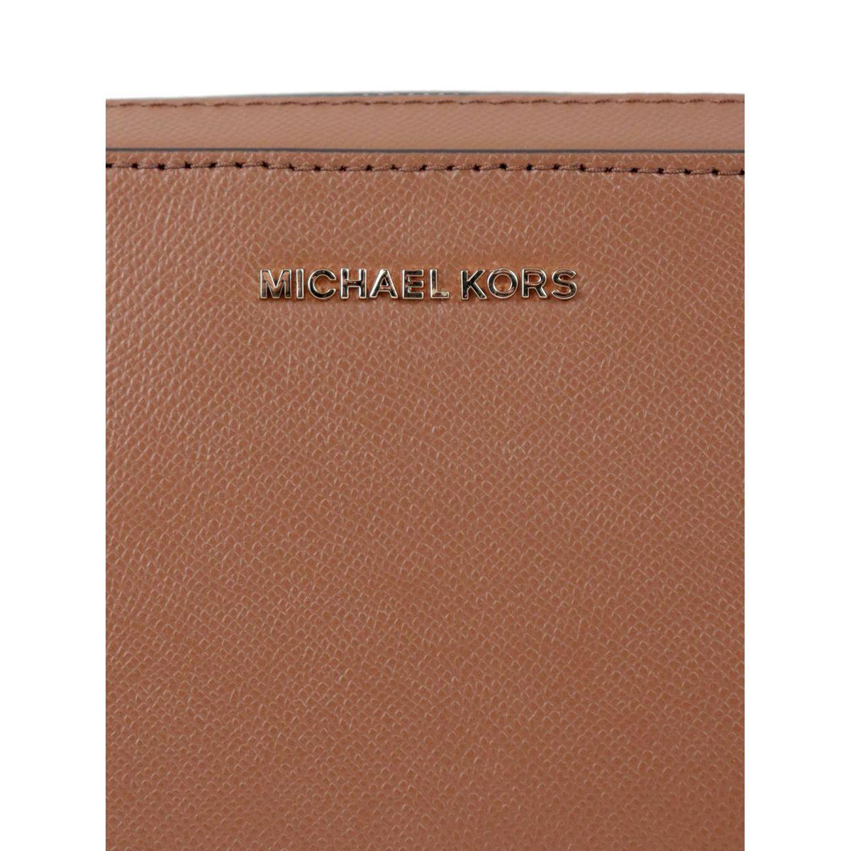 Jet Set shoulder bag in saffiano leather Leather Michael Kors