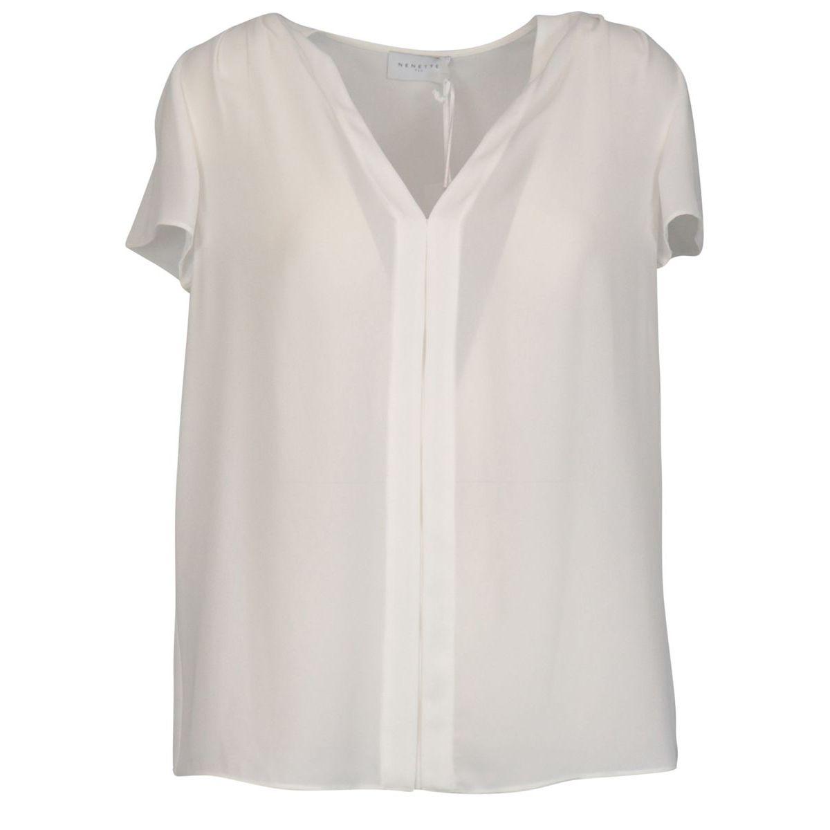 Flaminia shirt White Nenette