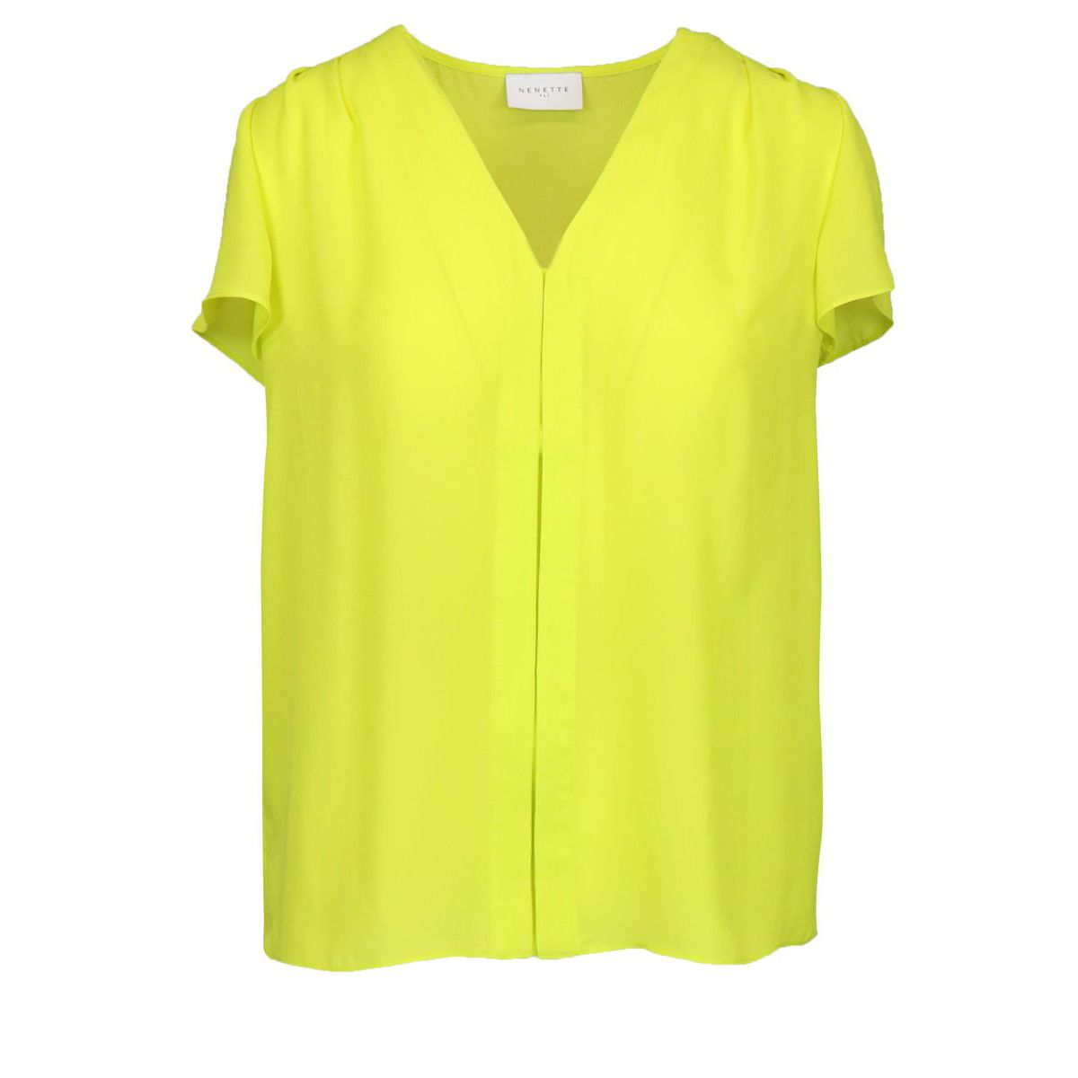Flaminia shirt Yellow Nenette