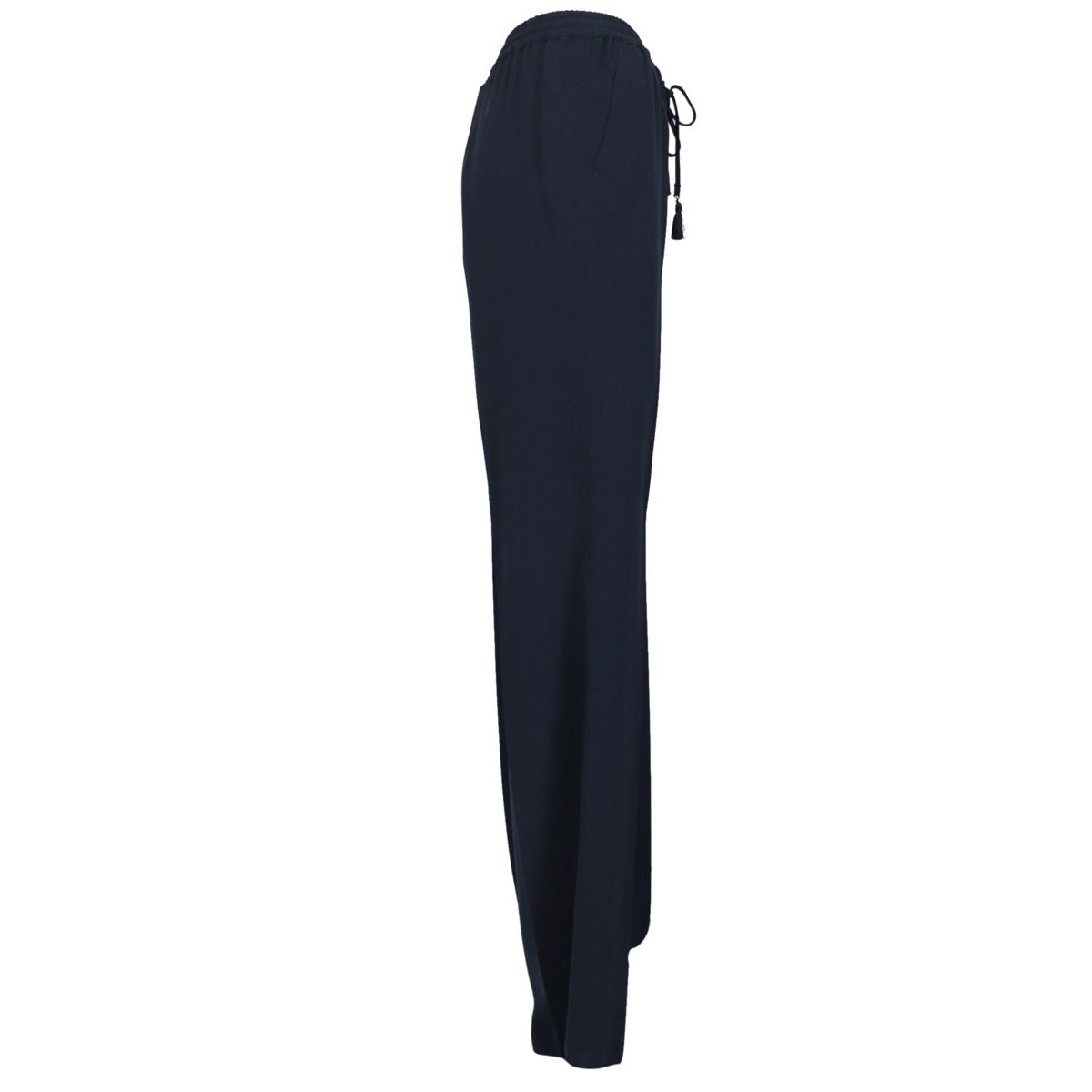 Placido acetate trousers Blue MAX MARA STUDIO