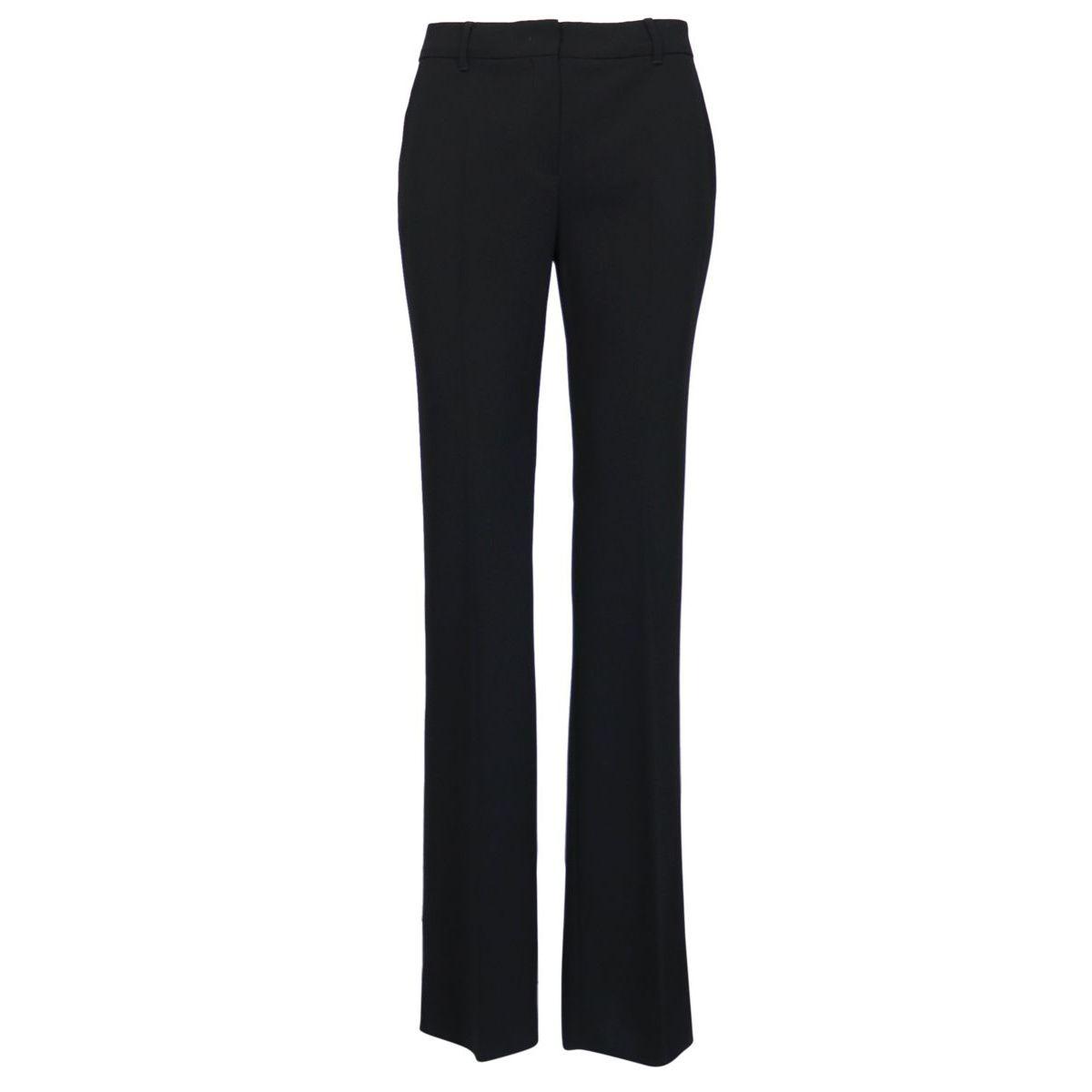 Celia acetate trousers Black MAX MARA STUDIO