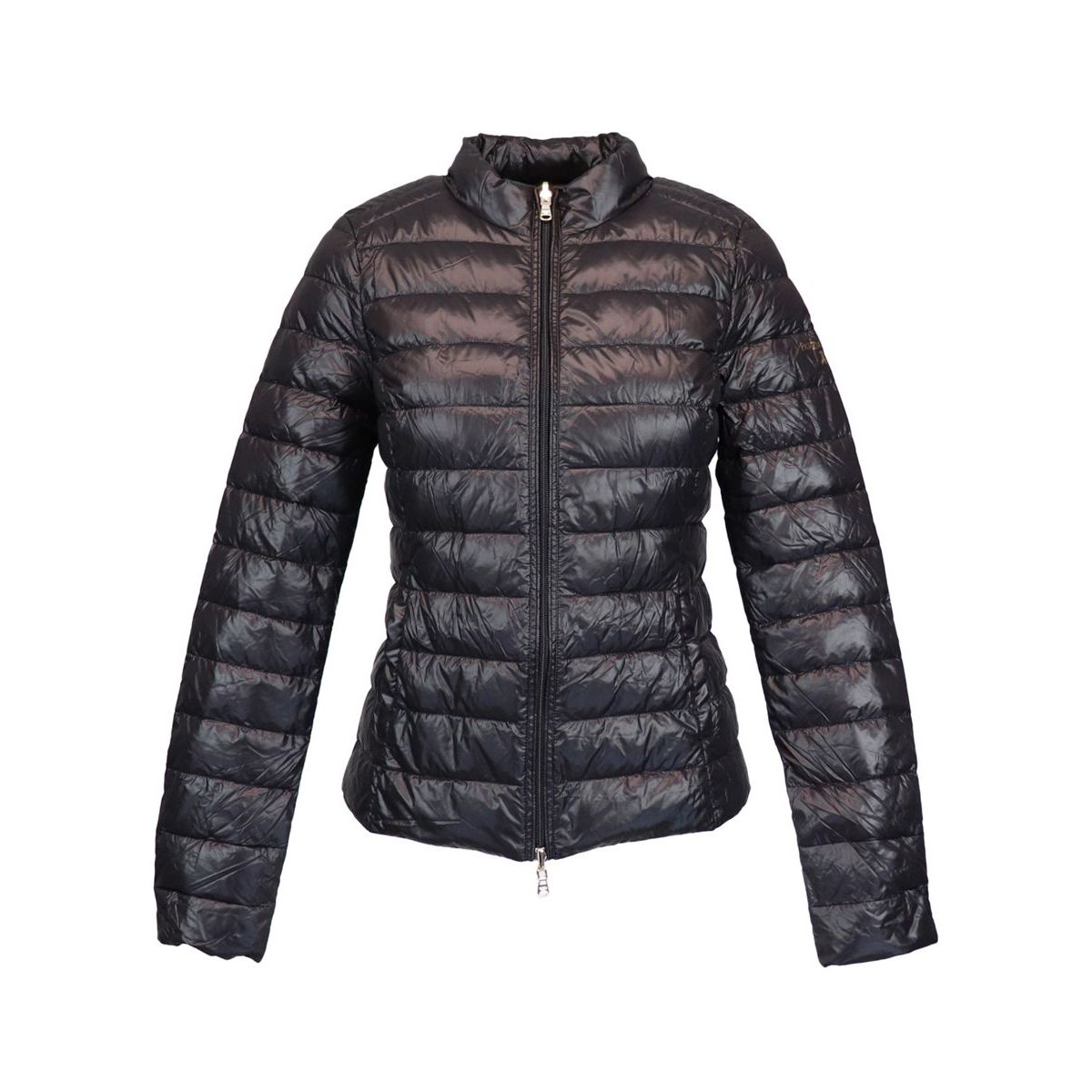 Jacket 100 grams with stand up collar Black Patrizia Pepe