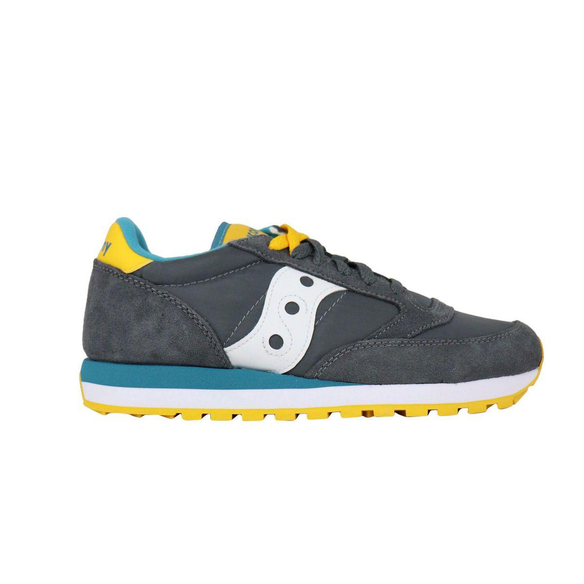 Jazz O sneakers in suede Grey Saucony
