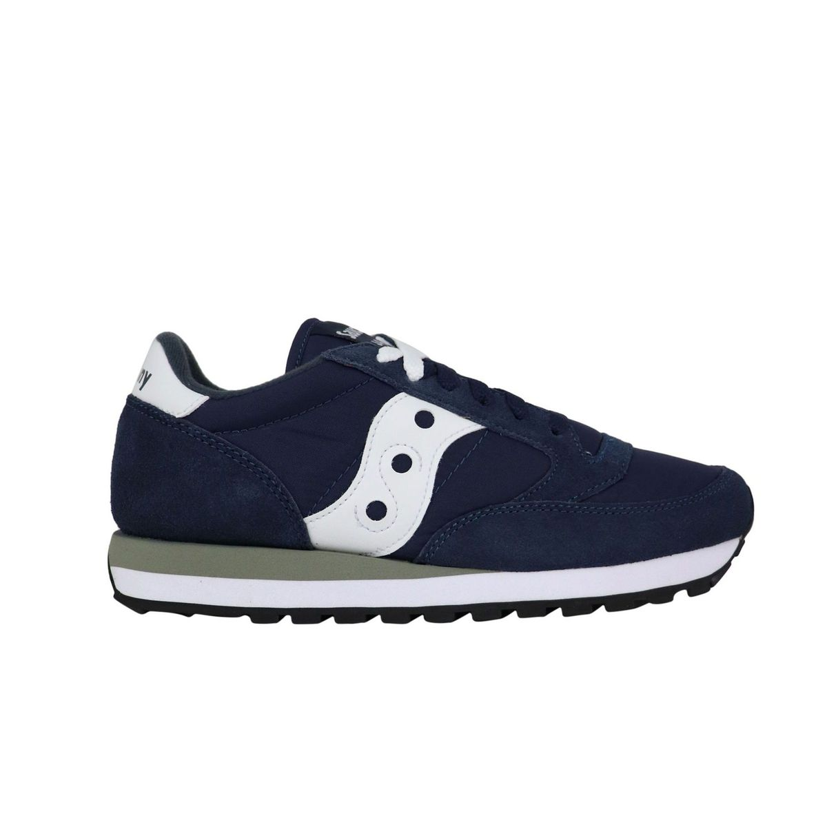 Jazz O sneakers in suede Navy / b.co Saucony