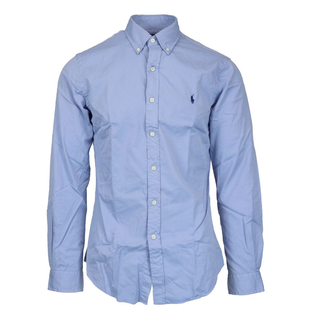 Slim-fit cotton shirt with button-down collar Heavenly Polo Ralph Lauren