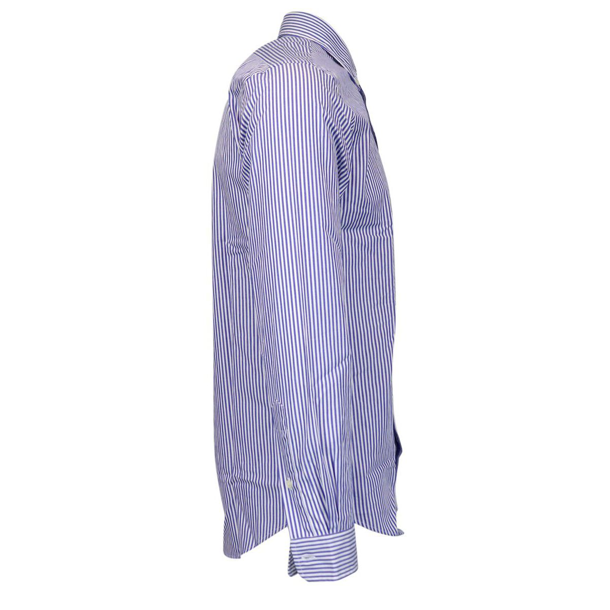 Regular fit botton down cotton shirt Blue Polo Ralph Lauren
