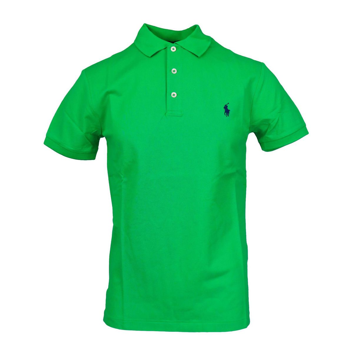 Slim-fit polo shirt in cotton piquèt with logo embroidery Meadow Polo Ralph Lauren