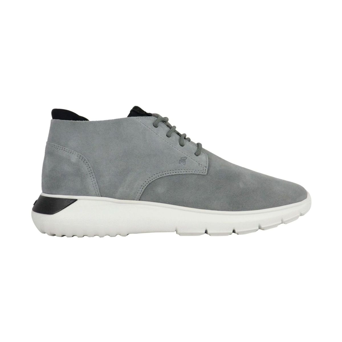 Desert Boot bottom 371 in suede Light grey Hogan