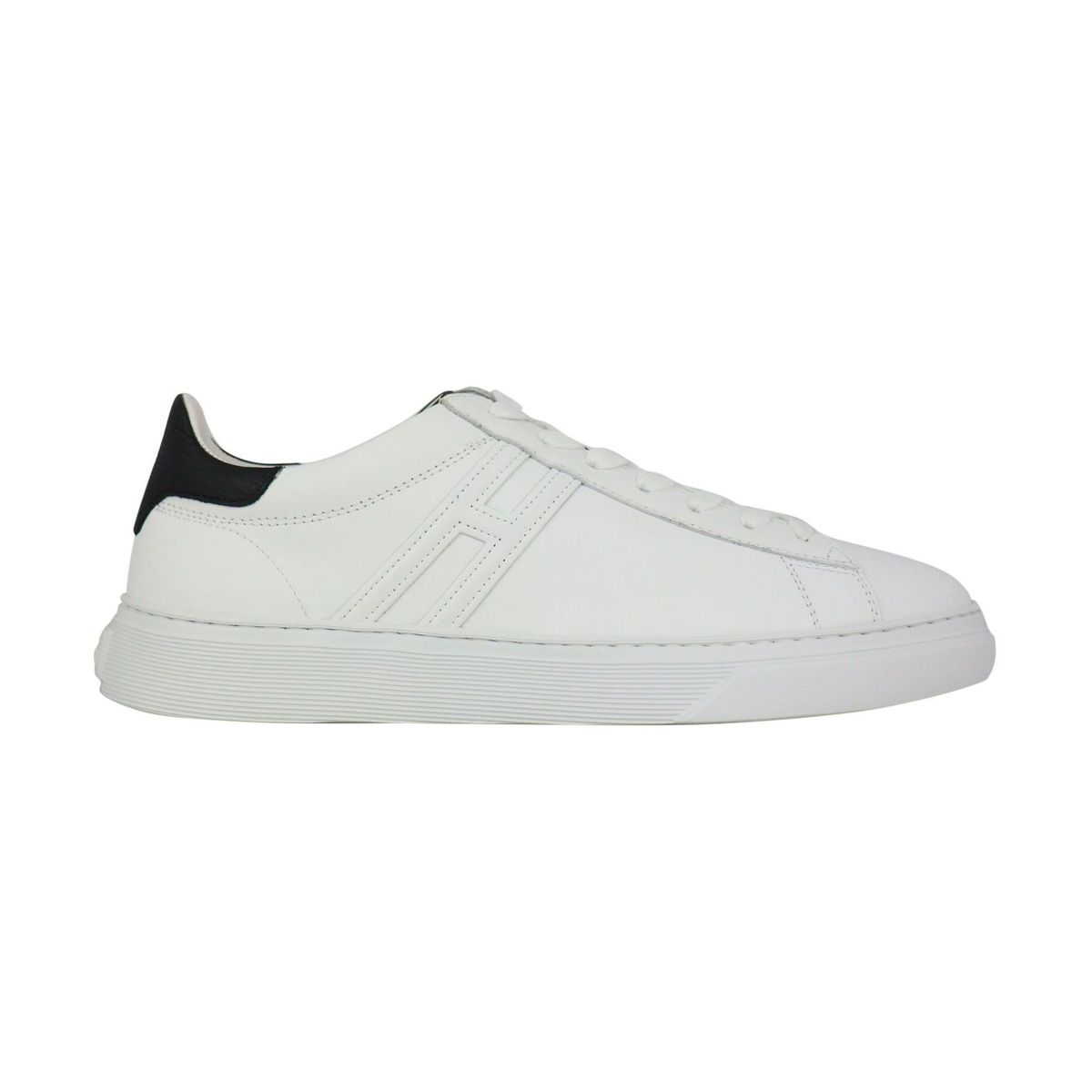 365 leather bottom sneakers White Hogan
