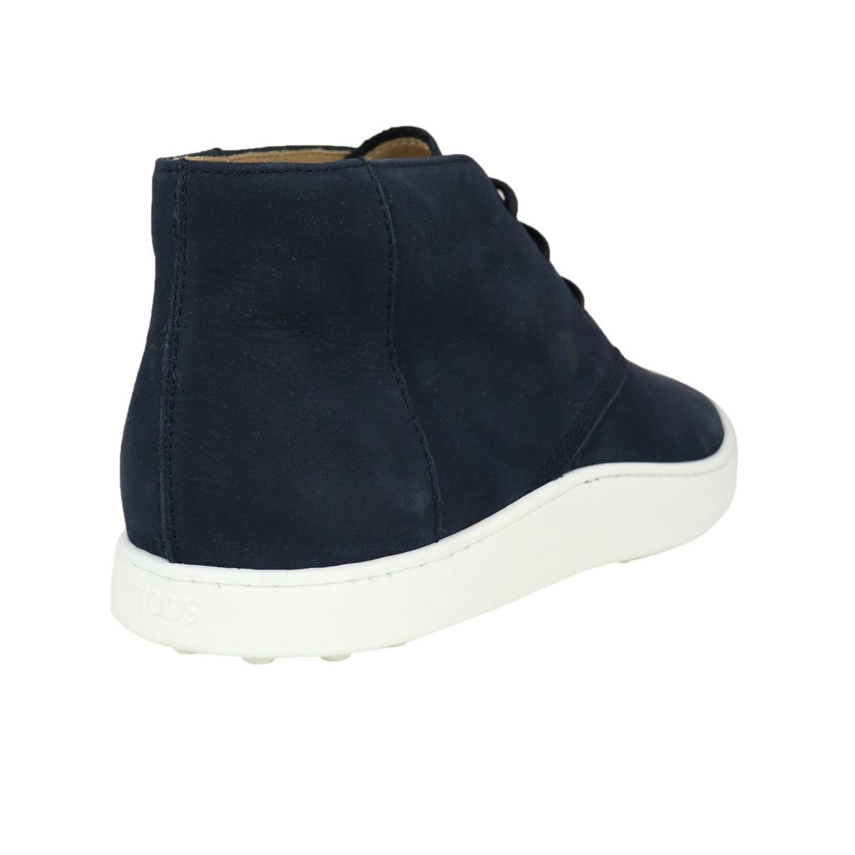 Ankle boot FONDO 52B CASSETTA Blue Tod's