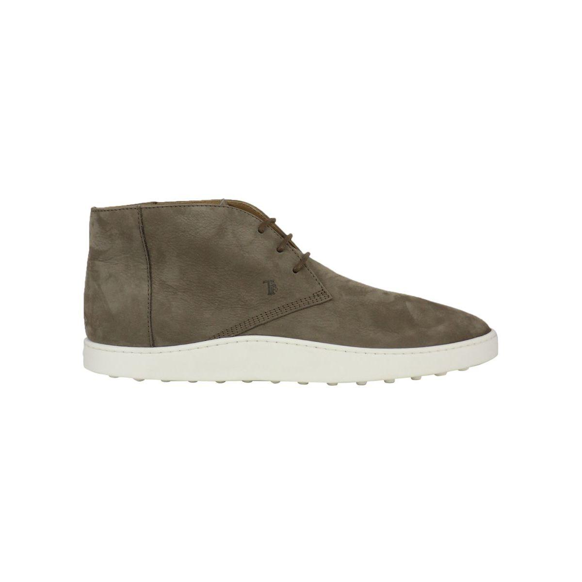 Ankle boot FONDO 52B CASSETTA Tortora Tod's