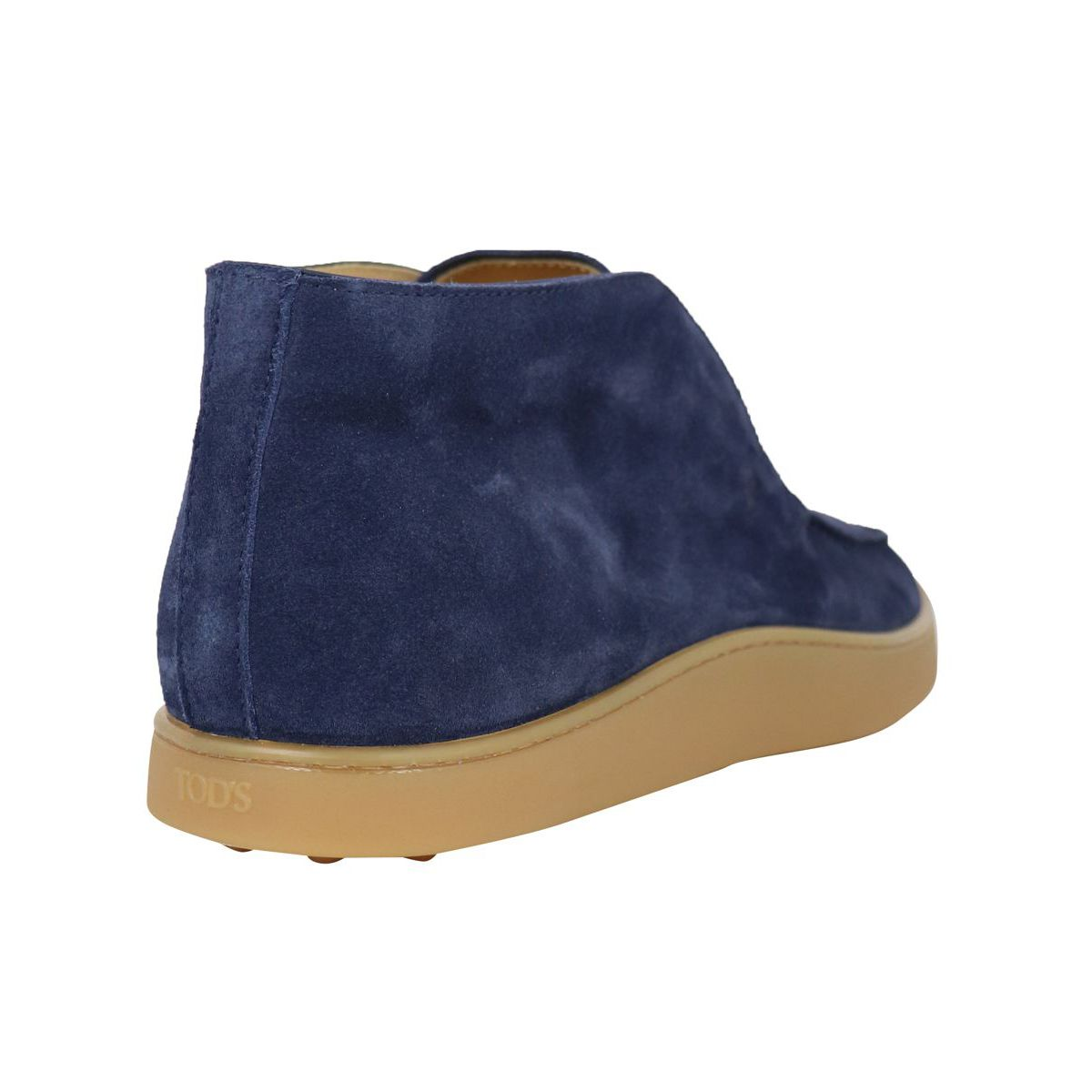Elastic ankle boot 52B Blue Tod's