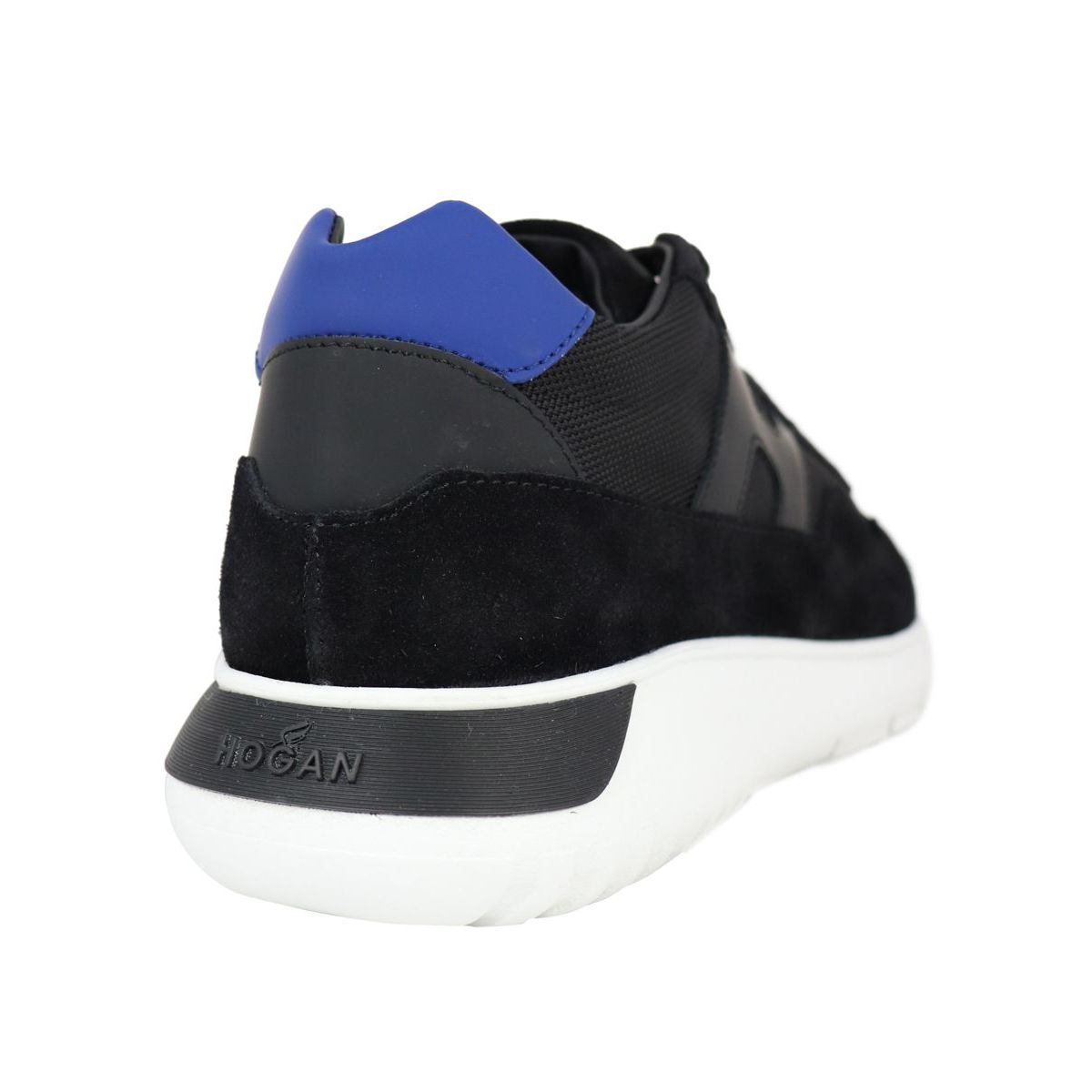 INTERACTIVE3 sneakers with contrasting back heel Black Hogan