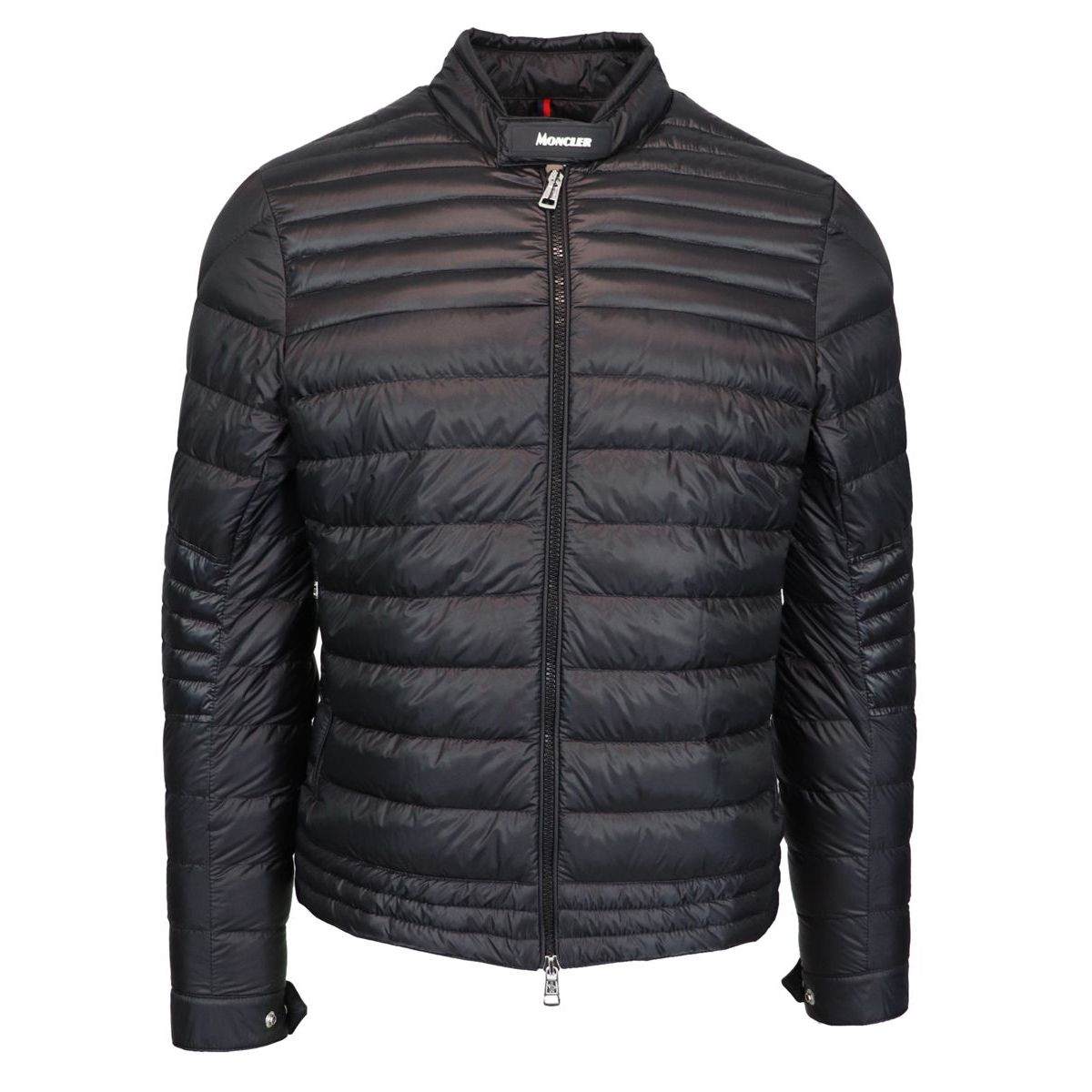Kavir down jacket in matt nylon Black Moncler