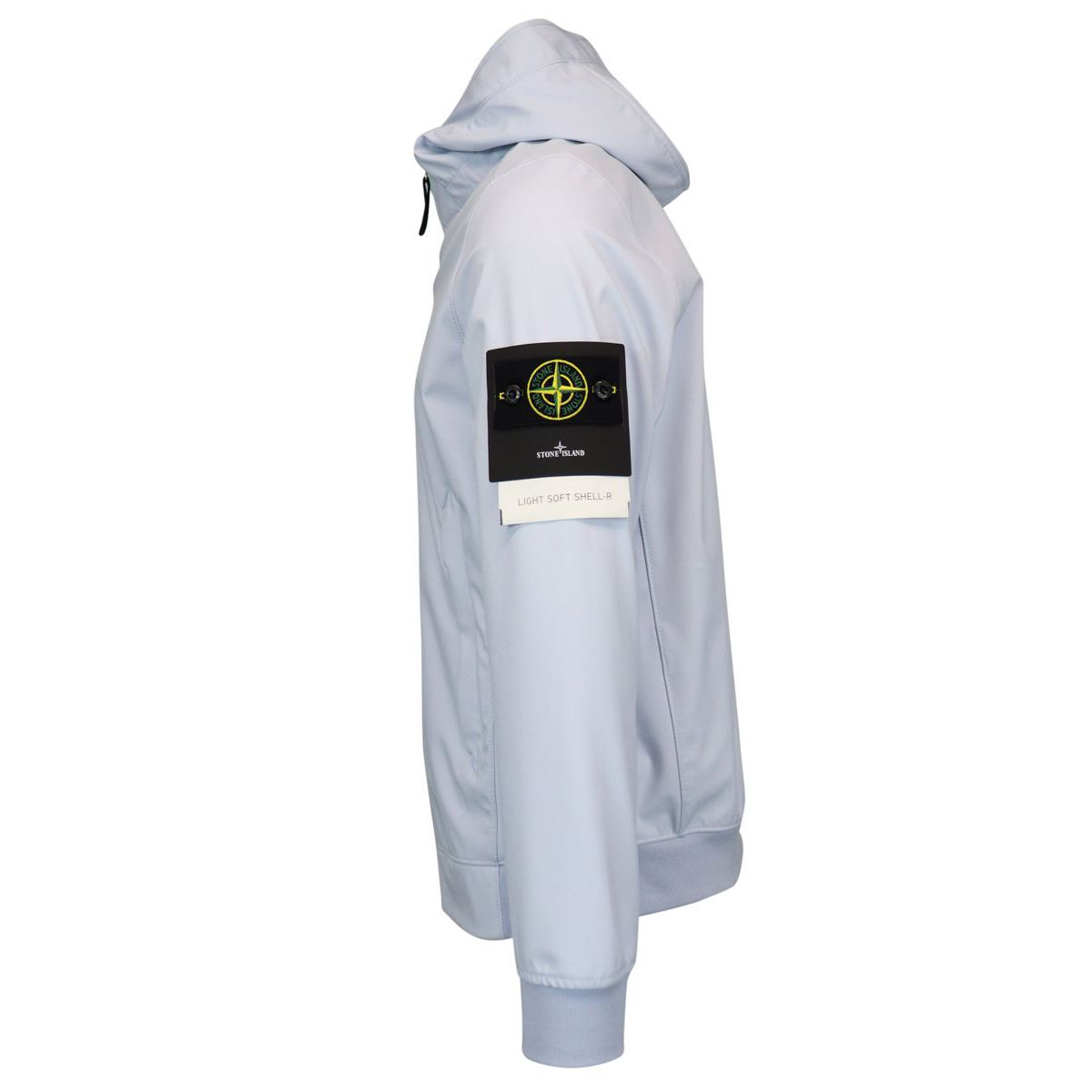Light Soft Shell-R jacket Sky Stone Island