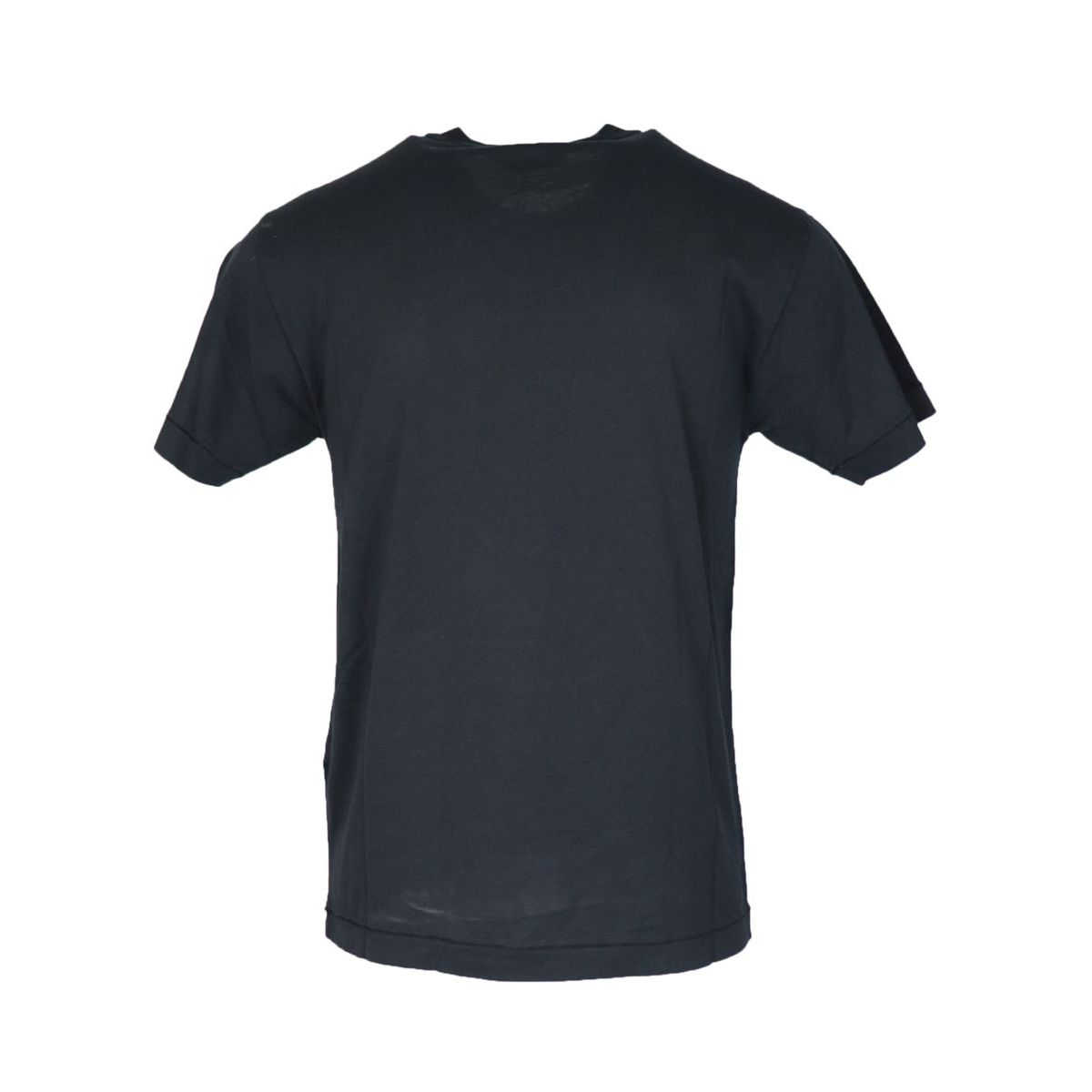 Cotton t-shirt with small logo Navy Stone Island