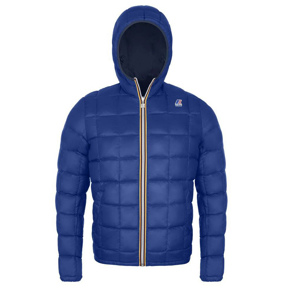 JACQUES THERMO PLUS Blue / royal K-Way