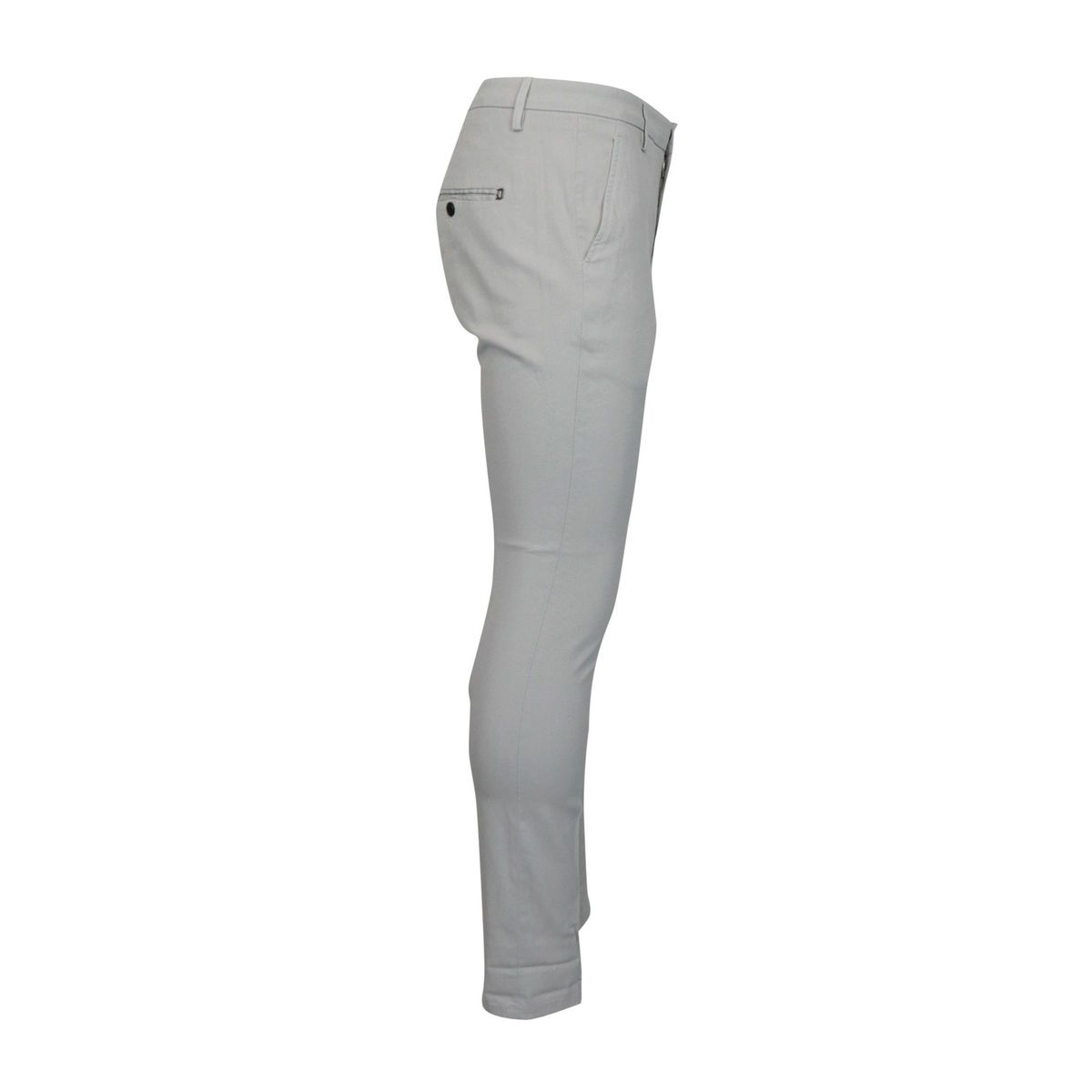 Gaubert stretch cotton trousers with america pocket Powder Dondup