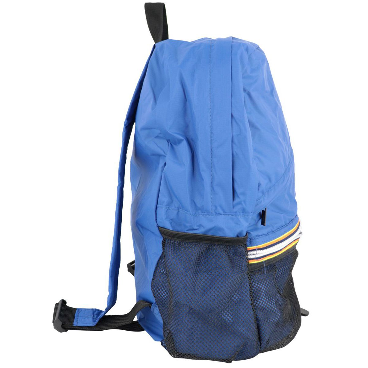 Le Vrai 3.0 Francois backpack Light blue K-Way