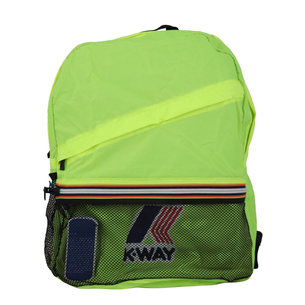 Le Vrai 3.0 Francois backpack Yellow K-Way