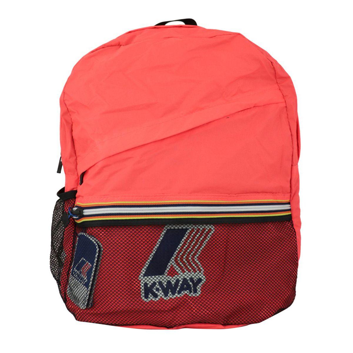 Le Vrai 3.0 Francois backpack Red K-Way