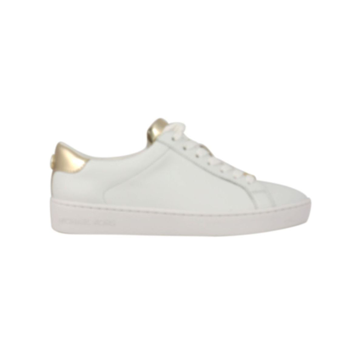 Irving lace up sneakers White Michael Kors