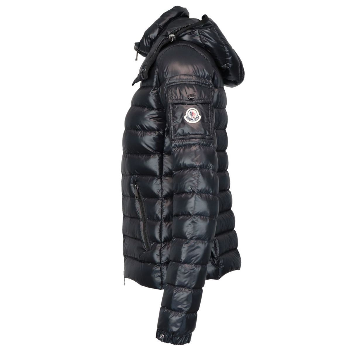 Bleu Jacket Black Moncler