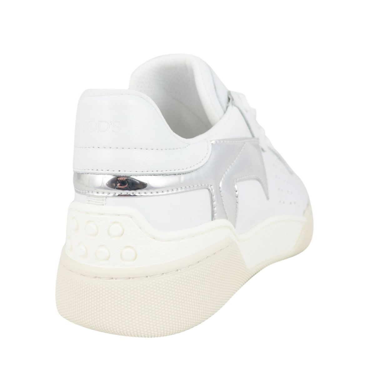 Cassette 31C T Max sneakers Optical white Tod's