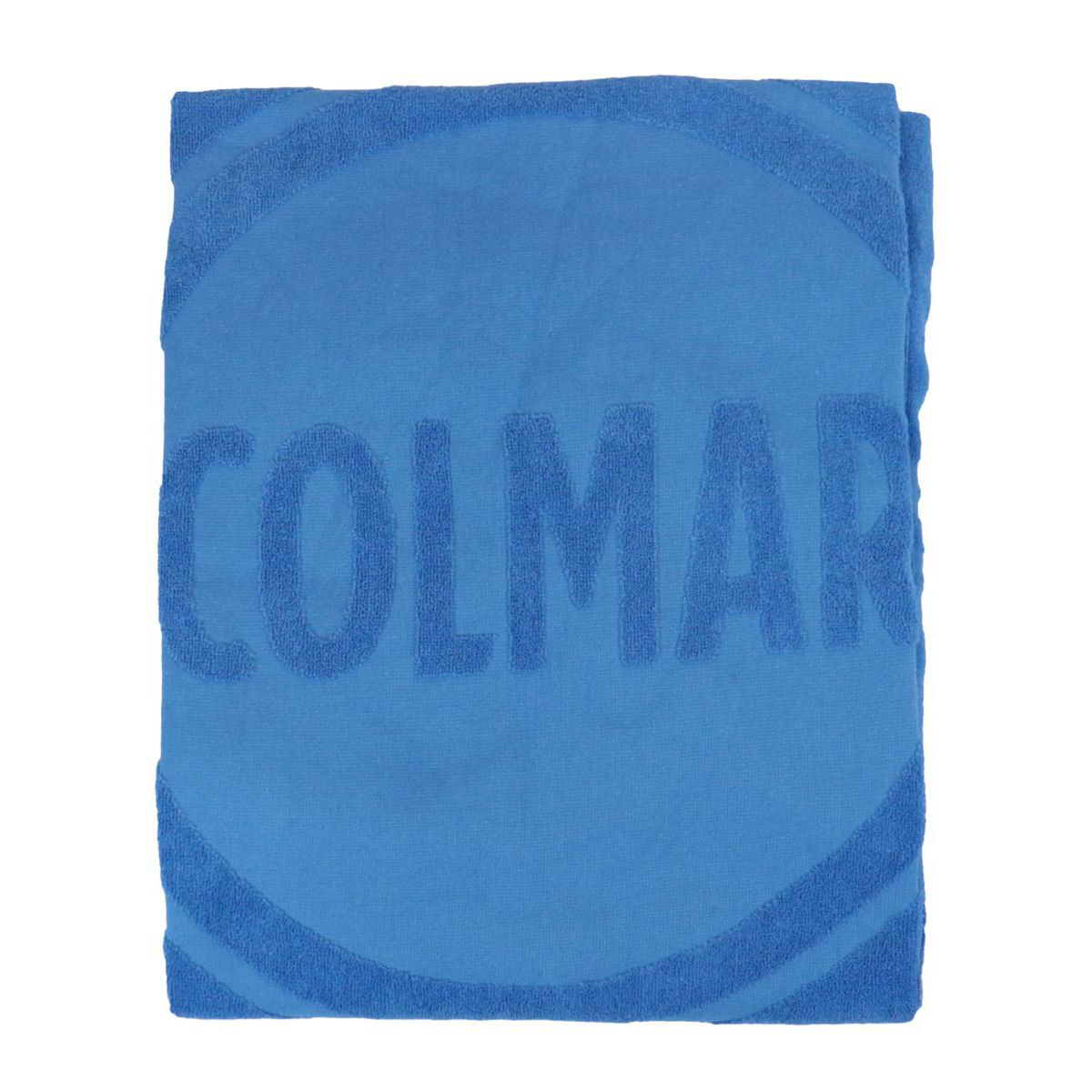 Cotton terry beach towel convertible into a bag Royal Colmar
