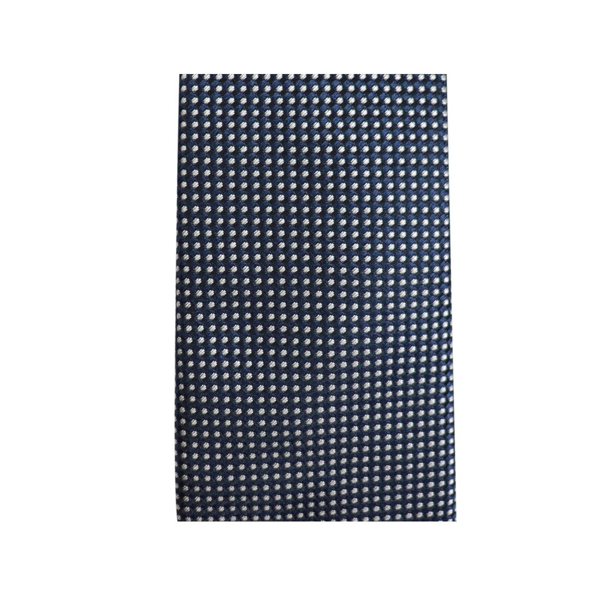 7.5 silk tie with pattern Night Altea