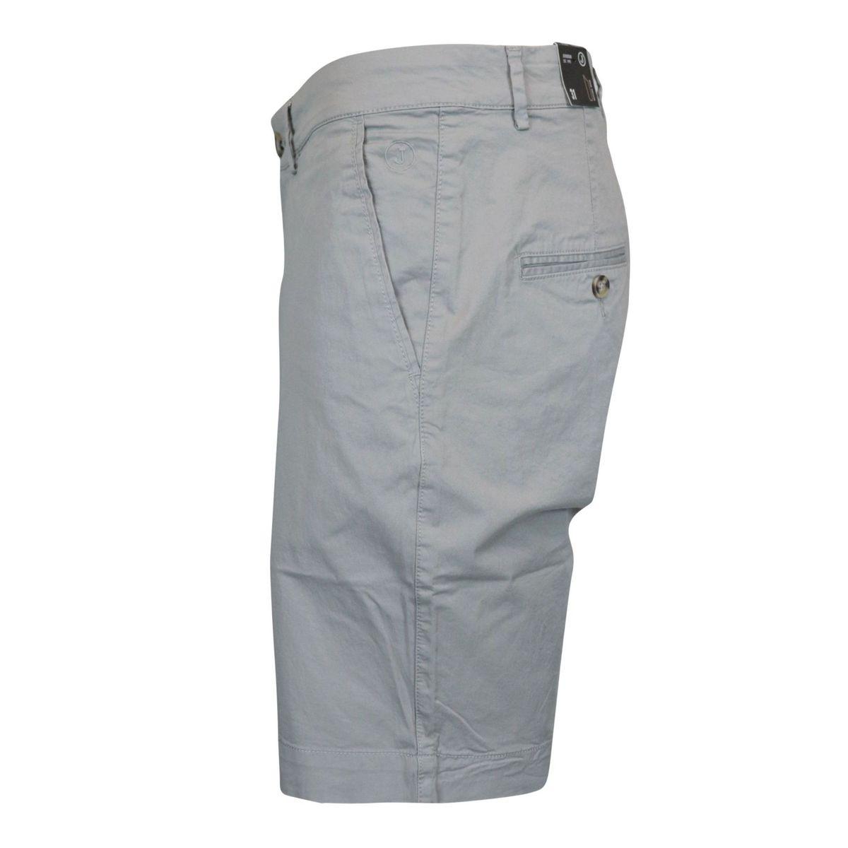 Cotton bermuda with america pocket Grey Jeckerson