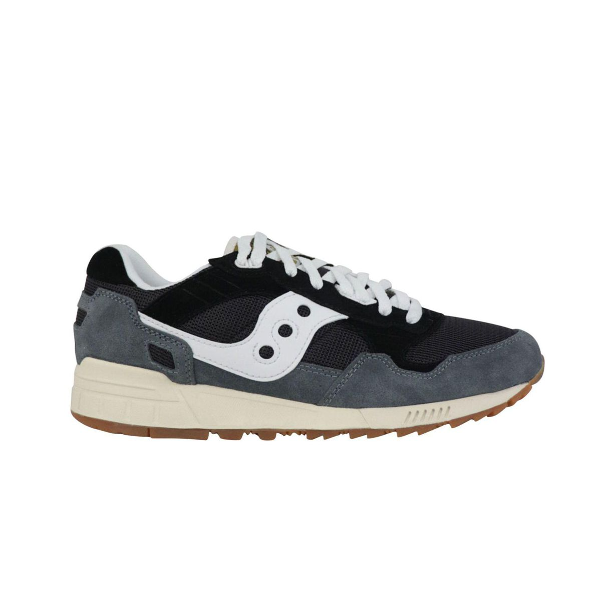 Shadow 5000 sneakers in suede and nylon Navy / gray Saucony