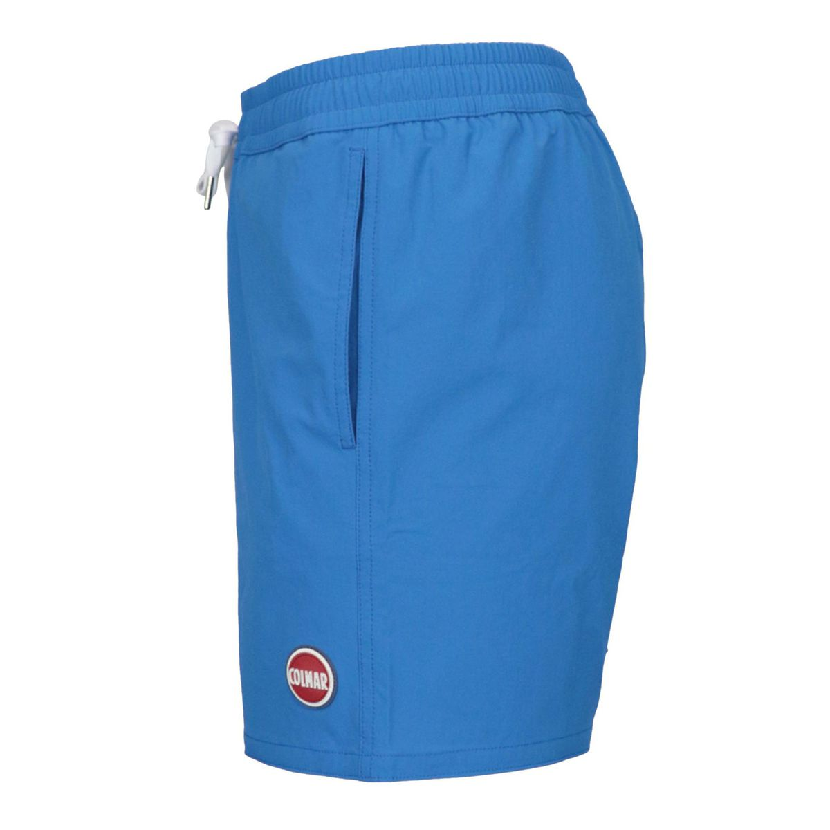Costume shorts in stretch nylon with drawstring Royal Colmar