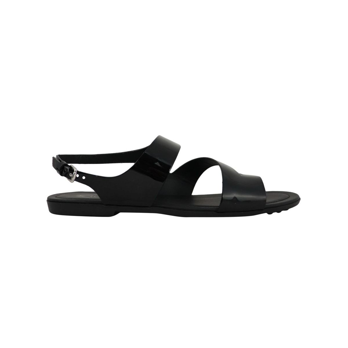 Sandals with rubber sole Black Tod's