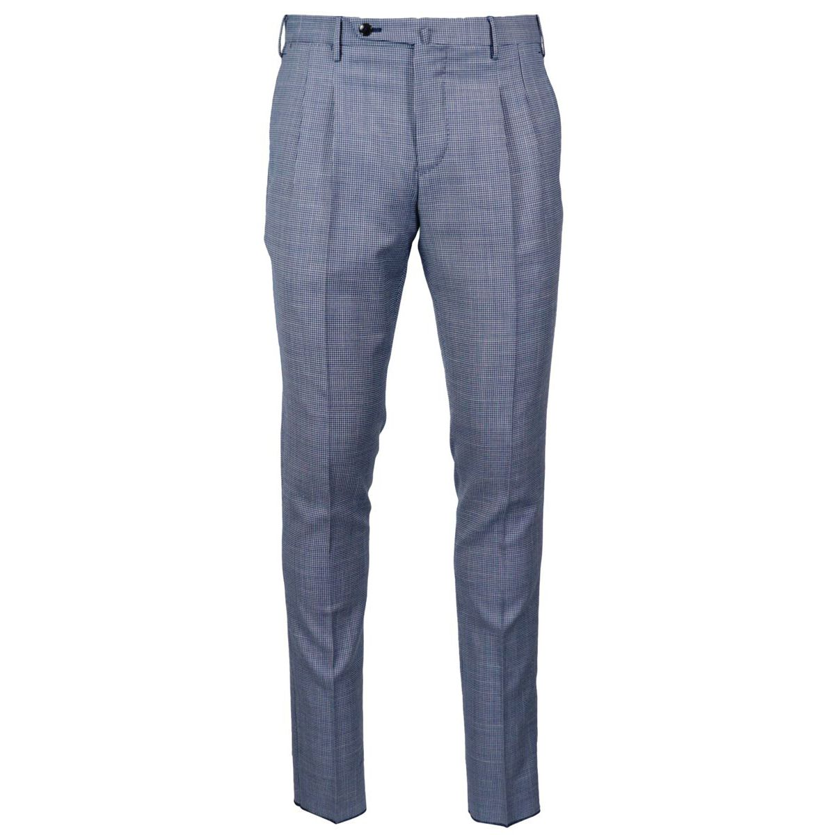 Light wool skinny trousers with pleats Heavenly PT TORINO