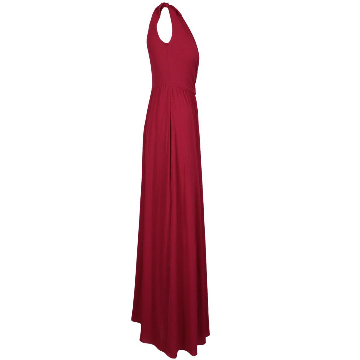 Rocket dress in viscose Red MAX MARA STUDIO